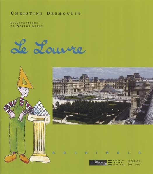 Le louvre mus e du louvre editions - Date de construction du louvre ...