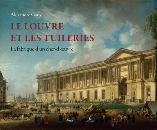 Le louvre et les tuileries mus e du louvre editions - Les jardins du louvre ...